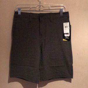 Volcom youth shorts.